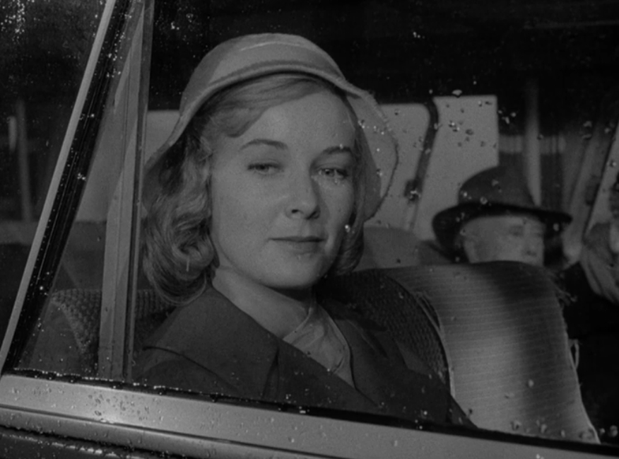 The Twilight Zone S Women In Trouble Mirror Image The Ambiguities